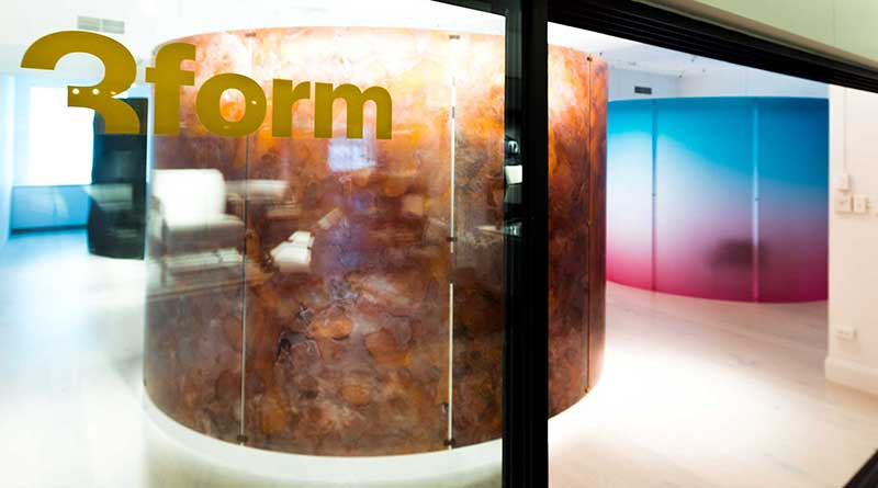 3Form Showroom