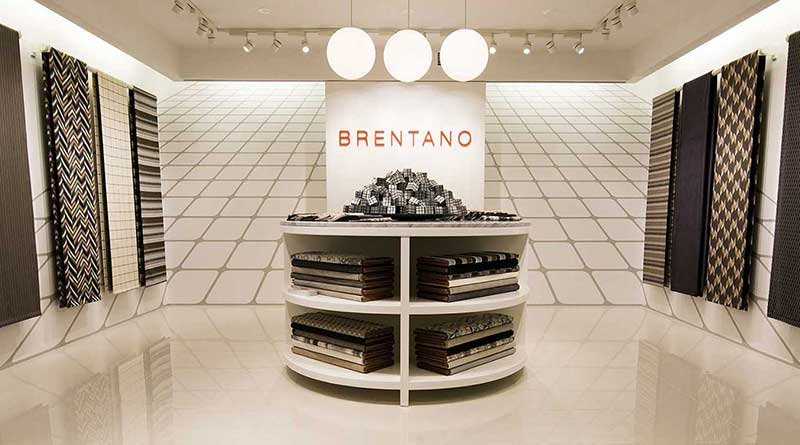 Brentano Showroom