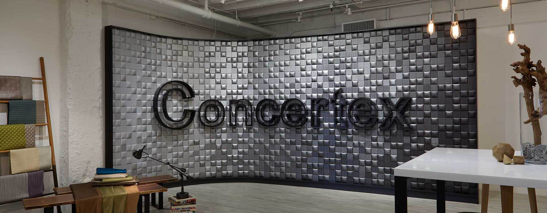 Concertex Showroom