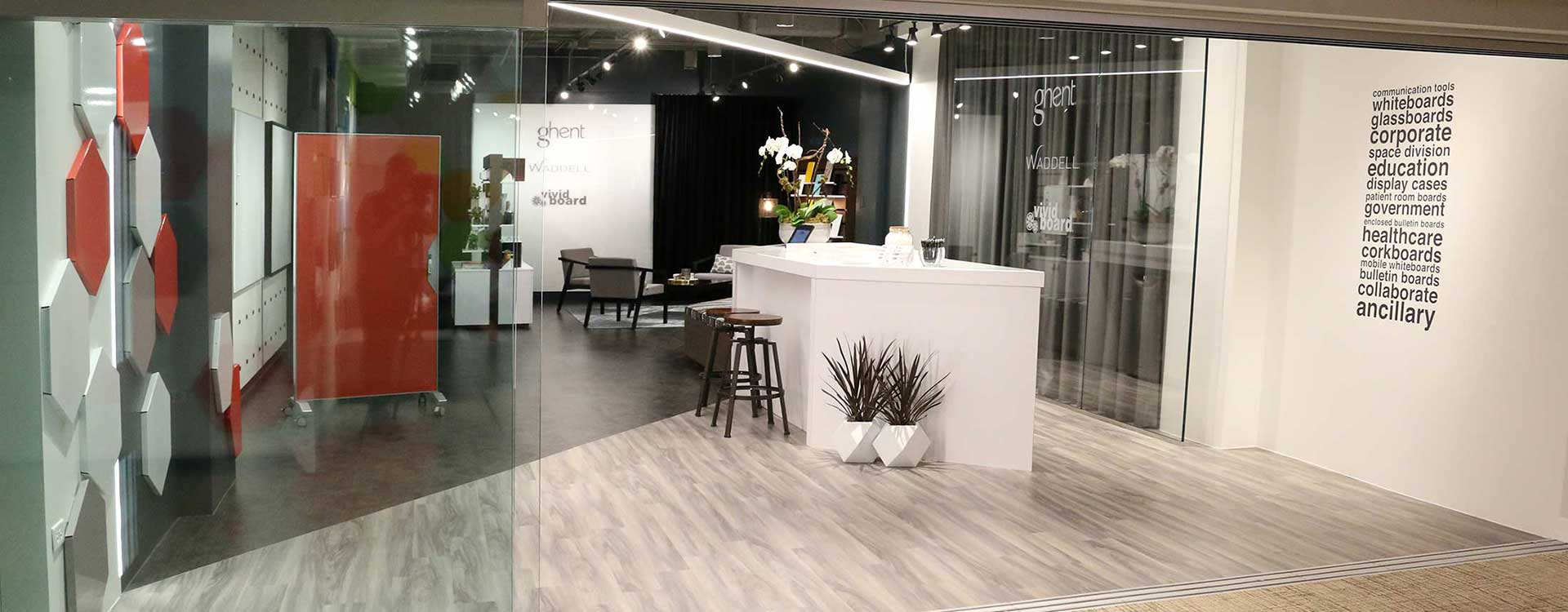 GMI Showroom