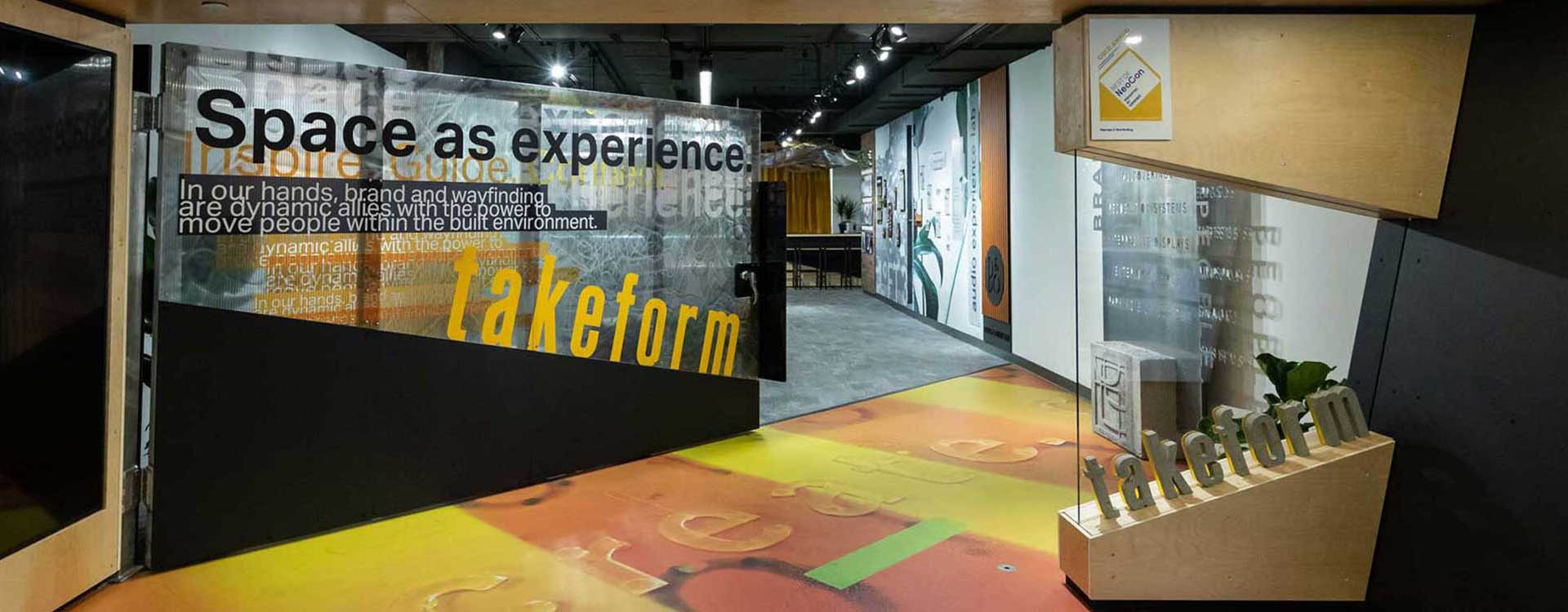 Takeform Showroom